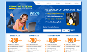 Webhosting Authority
